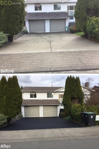 driveway-Black-Langley-April172018-b4andafter