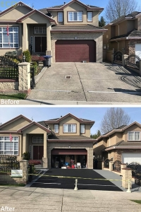 driveway-BlackGrey-Surrey-April242018-b4andafter