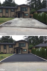 driveway-EcoBlack-PortCoquitlam-Jun52018-b4andafter