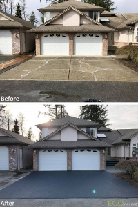 driveway-MetalAndCharcoal-Langley-April12018-b4andafter