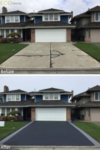 driveway-MidGreyCharcoal-Richmond-April152018-b4andafter