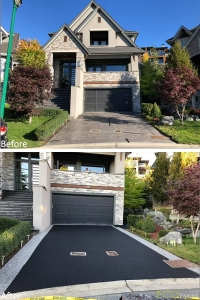 driveway-blackandgraphitewithschluters-Abbotsford-Oct42018-b4andafter