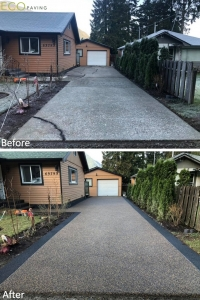 driveway-blackbrownbeige-Hope-November82018-b4andafter