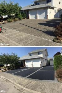 driveway-charcoalwithmetalborders-Chilliwack-aug21&22- b4andafter