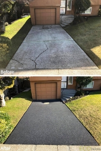 driveway-Black-Coquitlam-March102018-b4andafter