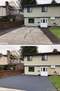 driveway-Charcoal-Langley-April142018-b4andafter