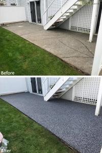patio-BlackMetal-Surrey-May72018-b4andafter