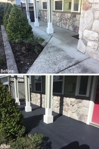 walkway-MetalCharcoal-MapleRidge-April192018-b4andafter