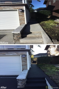 sidewalk-black-Coquitlam-Mar112018-b4andafter