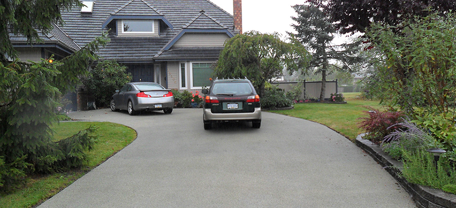 rubber driveway paving companies in Vancouver Burnaby Coquitlam, Langley and Surrey