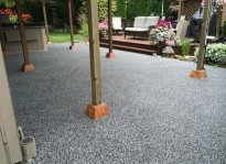 patio paving resurfaces cracked cement patio burnaby