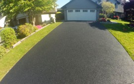 rubber driveway paving companies in Vancouver and Surrey bc