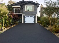 rubber driveway paving companies and driveway repairs to pavers in Vancouver Burnaby Coquitlam and Surrey