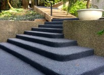 rubber sidewalk for strate buildings Vancouver