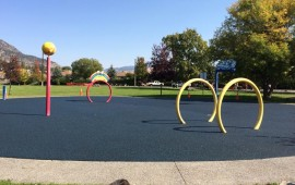 rubber spash park paving and playgounds in Vanocuver Surrey Burnaby and Coquitlam