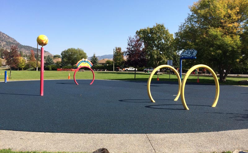 rubber flooring for spash parks and playgound in Vanocuver Surrey Burnaby and Coquitlam
