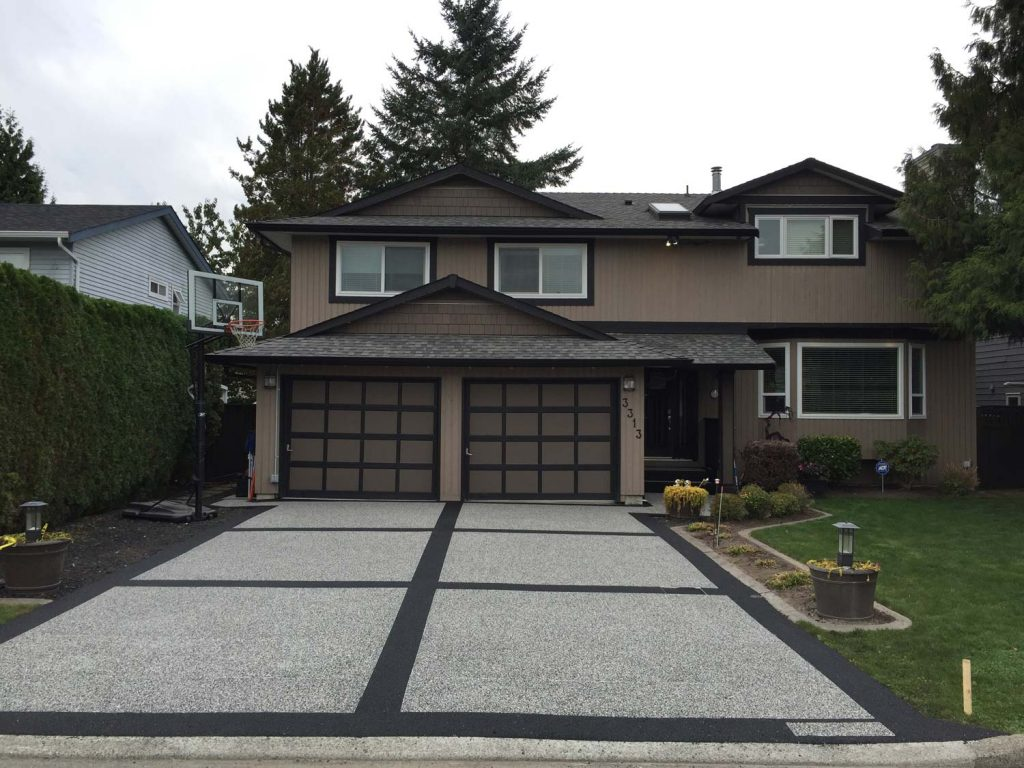 rubber paving in Vancouver, Coquitlam, burnaby and Surrey